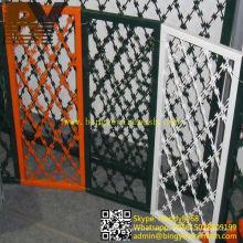 Alambre de la sillín recubierto del PVC de la alta calidad