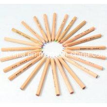 Wooden Nature Color Bleistift für Büromaterial