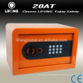 Colorful secure box with digital keypad for home use