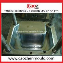 Alta qualidade plástico injeção bloqueio bloqueio container molde