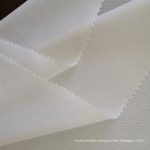JN010-2  81 Nylon 19 Spandex elastane mesh underwear bra fabric