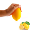 Lembut Silikon Lemon Squeezer Hand Press