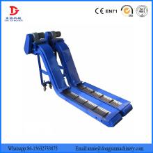 Load Bearing Milling Machine Metal Scraps Conveyor