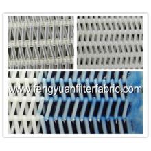 Tecidos de filtro espiral líquido / sólido
