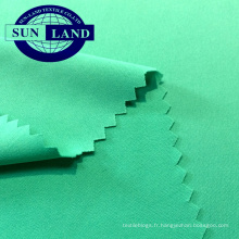Jersey léger en jersey interlock maille 50D DTY 40 100% polyester à la main