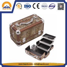 Fashionable Leopard Carrying Cosmetic Case (HB-2031)