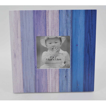Digital Painting MDF Photo Frame for Home Deco