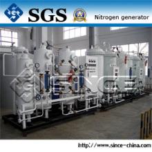 Gerador de nitrogênio para produção de aço inoxidável