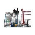 Gasificador de lecho fluidizado de biomasa de madera Produce gas de limpieza