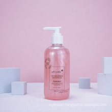 Smoothing Skin Skin Bleaching Rose Shower Gel Customer Request Vulcanice Mud Strawberry Shower Gel