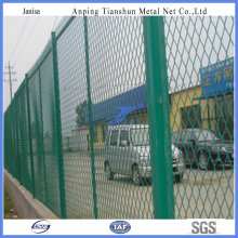 Expanded Wire Mesh Fence for Road (TS-J113)