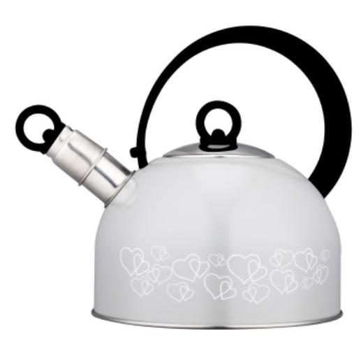 KHK035 2.5L green tea kettle