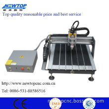 3D Wood Carving CNC Router 0609, Homemade Woodworking Machines, CNC Router 6090 Rack and Pinion