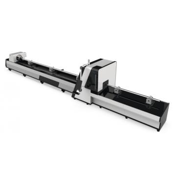 Steel Pipe Fiber Laser Cutting Machine