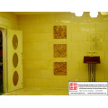 Stainless Steel Saloon Metope patung