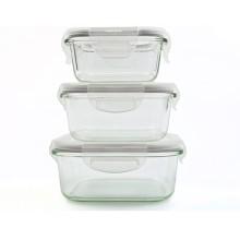 Продовольственный контейнер из боросиликатного стекла Pyrex (GFC-S)