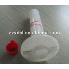 3# PE white plastic Dispencers