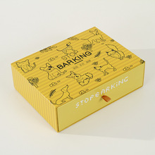 Commerce de gros Logo personnalisé rigide coulissant boîte à tiroirs boîte-cadeau fantaisie pour bijoux / accessoires boîte de rangement de bijoux