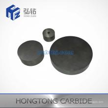 High Precision Tungsten Carbide Round Plate From Zhuzhou