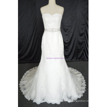 2015 nova chegada árabe bola de cristal vestido de noiva nupcial vestido