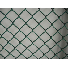 Malla de alambre de PVC con revestimiento de PVC para cerramiento de seguridad