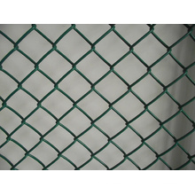 PVC-Coated Chain Link Fence in 1.5mm to 4.5mm
