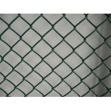 ПВХ покрытием Загородки звена цепи в 1,5 мм до 4,5 мм