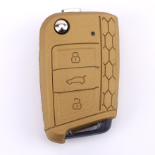 VW 3 buttons Auto parts silicone