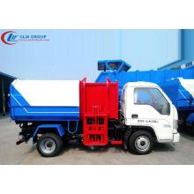 Vente énorme FOTON forland 2cbm Bin Lift Truck