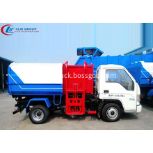 Huge sale FOTON forland 2cbm Bin Lift Truck