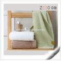 Kundenspezifische farbige gewebte Großhandel komprimierte Verpackung Baumwoll Handtuch