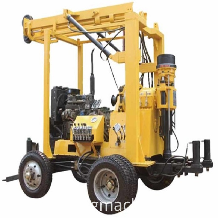 Borehole Drilling Rig For Sale