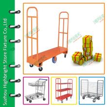 28mm tube best Selling Warehouse hand Trolley