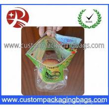 Reusable Folding Fruit Packing Bag Cpp Plastic For Vegetable