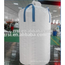 sac en vrac de bois de chauffage sacs en vrac d'amidon de maïs 100% nouveau polypropylène pour la vente en gros