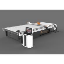 Máquina de corte de tecido elétrico CNC