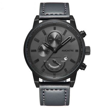 Man Sport Watch Quartz Movement