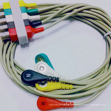 Philips 5-Lead Snap Leadwire (AHA / IEC)