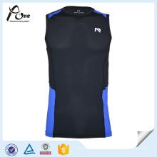 Camisola de alças para homens Gym Shark Gym Clothing Atacado