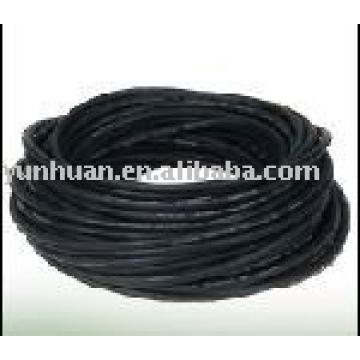 Câble électrique, câble d'alimentation type H05V2v2-F 3G1.0mm2 90C VDE