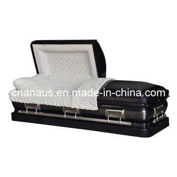 Estilo americano 18 Ga aço caixão (1854002)