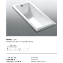 Best Price Rectangel Insert Bathtub