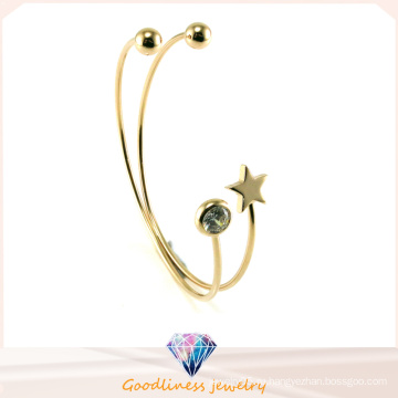 Кристалл Серебряная звезда браслеты и браслет ювелирные изделия (G41329)