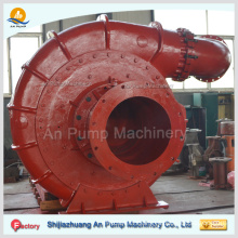 Heavy duty horizontal sand and gravel pump for mining and river dredger