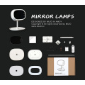 Lampe miroir de maquillage Vanity LED Night Light