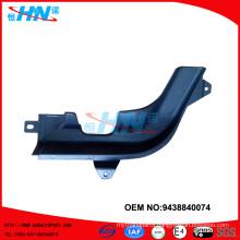 High Quality Mercedes Bens ATROS Truck Body Parts CORNER SPOILER LH 9438840074
