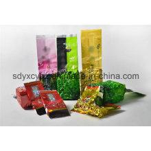Laminated Tea Vacuum Plastic Packaging Bag