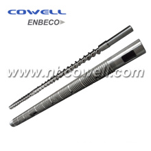 Extruder Screw Barrel for PE Blowing Film