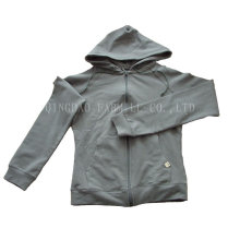 Softable Bamboo/Cotton/Lycra Women′s Hoody (HG-TSL-19)