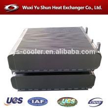 Intercambiador de calor de placa soldada para enfriador de absorción